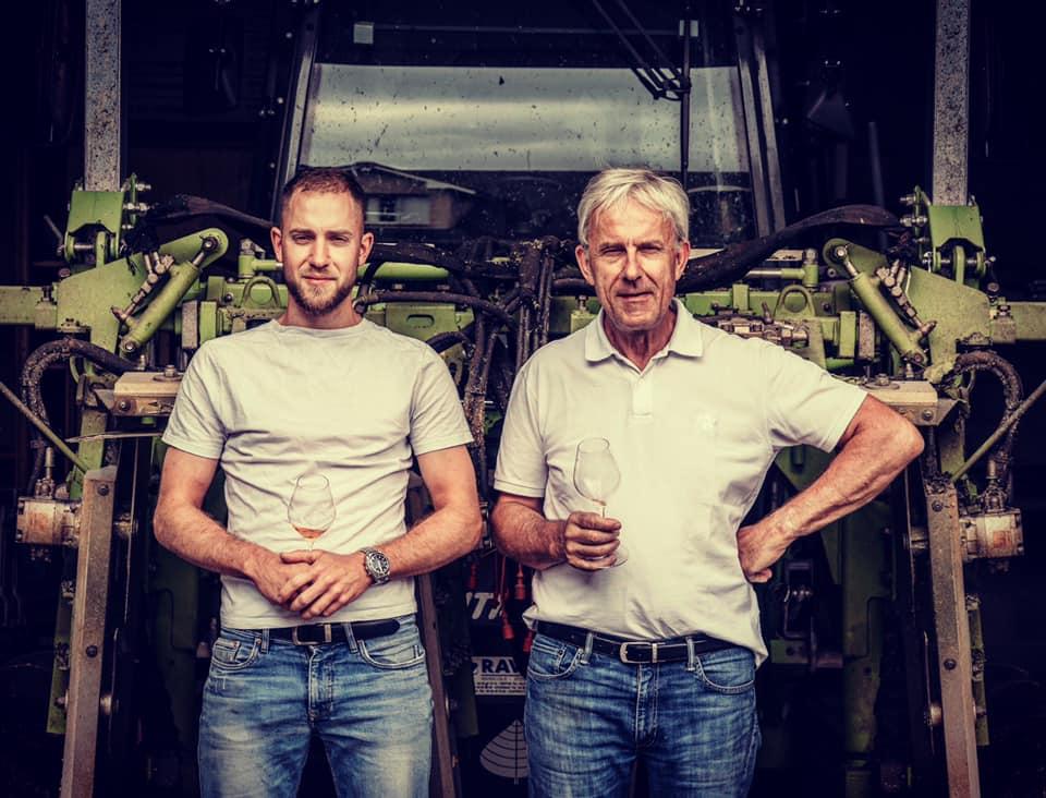 Gaspard & Vincent Brochet Traktor
